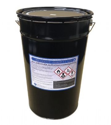 MULTICRETE ALL WEATHER ROOFING COMPOUND 5 or 25L
